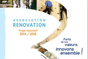 Nouveau projet associatif de Rénovation